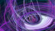 Spiral Eye Purple