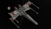 X-Wing in Space