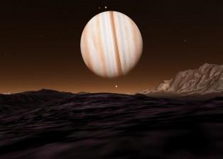Jupiter Satellite