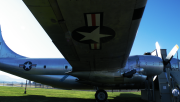 KC-97 Under the Wing