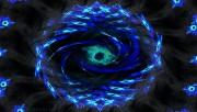 Blue HexaEye