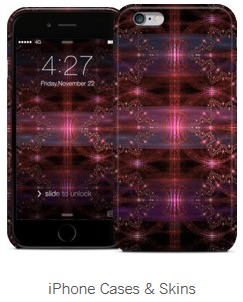 iPhone Ruby Fractals