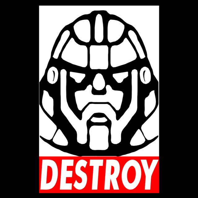 Destroy - Sentinel